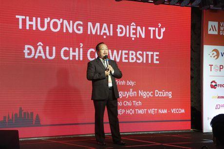 Vietnam Web Summit 2016: Ngay hoi phat trien web danh cho lap trinh vien va startup Viet - Anh 2