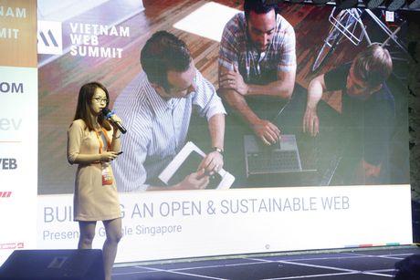Vietnam Web Summit 2016: Ngay hoi phat trien web danh cho lap trinh vien va startup Viet - Anh 3
