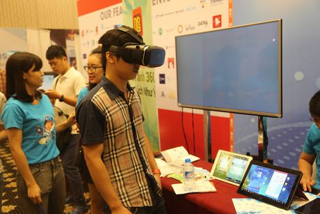 Vietnam Web Summit 2016: Ngay hoi phat trien web danh cho lap trinh vien va startup Viet - Anh 4