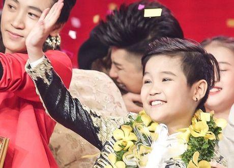 Khong phai Thuy Binh, Nhat Minh moi la quan quan Giong hat Viet nhi 2016 - Anh 1