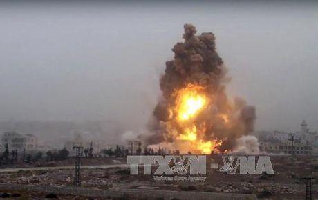 "Phe noi day Syria phan cong bang ""ban su thi Aleppo"" - Anh 1"