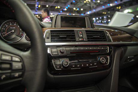 BMW 320i Gran Turismo gia 2,2 ty dong ra mat tai VIMS 2016 - Anh 2