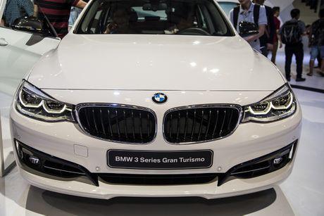 BMW 320i Gran Turismo gia 2,2 ty dong ra mat tai VIMS 2016 - Anh 3