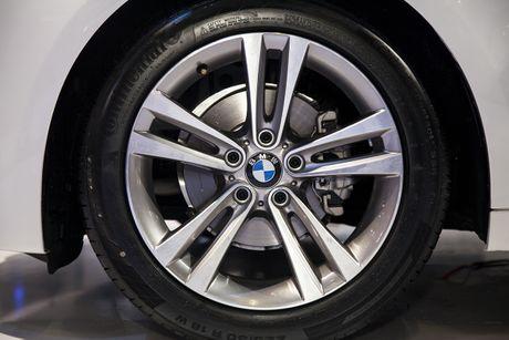 BMW 320i Gran Turismo gia 2,2 ty dong ra mat tai VIMS 2016 - Anh 5