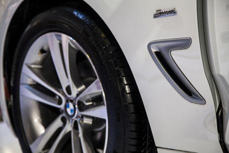 BMW 320i Gran Turismo gia 2,2 ty dong ra mat tai VIMS 2016 - Anh 6