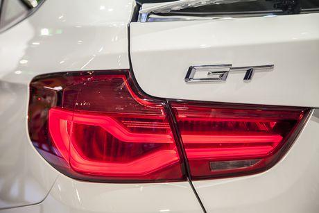 BMW 320i Gran Turismo gia 2,2 ty dong ra mat tai VIMS 2016 - Anh 7