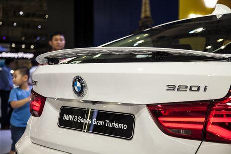 BMW 320i Gran Turismo gia 2,2 ty dong ra mat tai VIMS 2016 - Anh 9