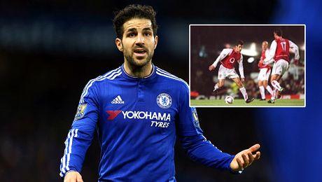 Fabregas lai gay buc xuc vi khong coi Arsenal ra gi - Anh 2