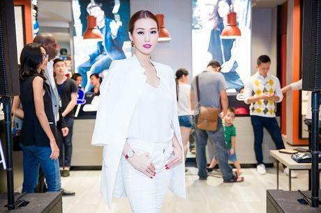 A hau Phuong Le, Khanh My, doanh nhan Phillip Nguyen chung tay lam tu thien - Anh 4