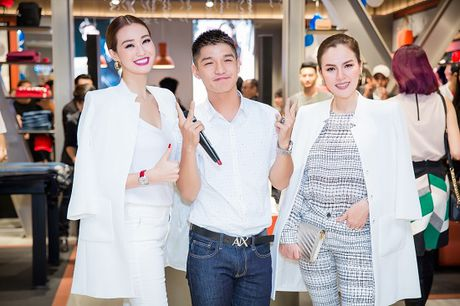 A hau Phuong Le, Khanh My, doanh nhan Phillip Nguyen chung tay lam tu thien - Anh 5
