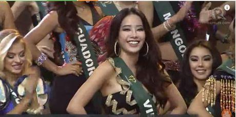 Nam Em dung chan tai top 8 Hoa hau Trai Dat 2016 - Anh 3