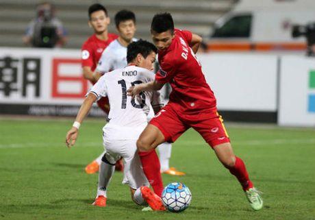 U19 Viet Nam can thoi gian trui ren - Anh 1