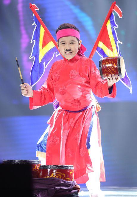 Trinh Nhat Minh tro thanh Quan quan Giong hat Viet nhi 2016 - Anh 4