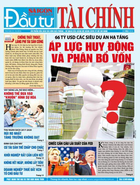 Don doc DTTC phat hanh sang thu hai 31-10 - Anh 1