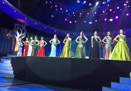 Nam Em dung chan tiec nuoi o Top 8 Miss Earth 2016 vi loi phien dich? - Anh 5