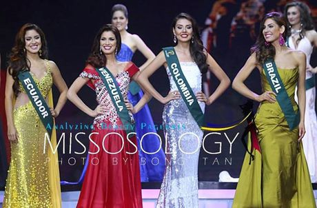 Nam Em dung chan tiec nuoi o Top 8 Miss Earth 2016 vi loi phien dich? - Anh 8