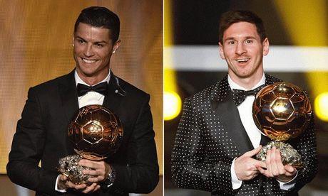 CDV Real Madrid bat ngo quay lung voi C.Ronaldo, ung ho Messi - Anh 1