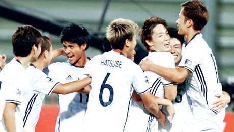U19 Viet Nam thua Nhat Ban: Lich su khong doi thay - Anh 1
