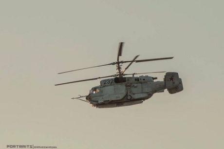 Truc thang canh bao som Ka-31 cua Nga bat ngo xuat hien tai Syria - Anh 2