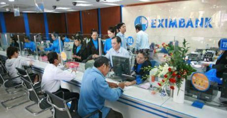 Eximbank: Tong tai san tiep tuc giam, loi nhuan trich du phong gan het trong 9 thang 2016 - Anh 1