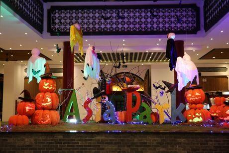 Kham pha cong vien bi an nhat Da Nang dip Halloween - Anh 4