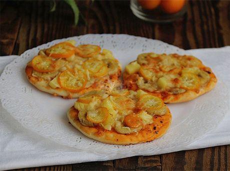 Ngay nghi tro tai lam banh trai cay nuong ngon nhu an pizza - Anh 2