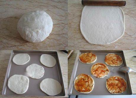 Ngay nghi tro tai lam banh trai cay nuong ngon nhu an pizza - Anh 5
