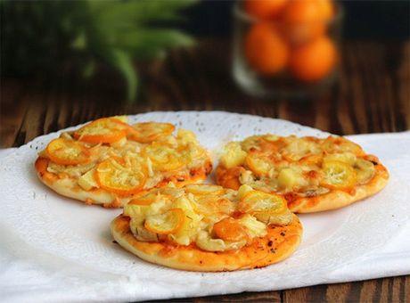 Ngay nghi tro tai lam banh trai cay nuong ngon nhu an pizza - Anh 7