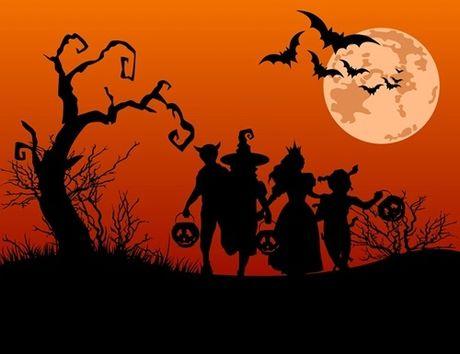 Nhung hinh anh Halloween an tuong de tang nguoi than yeu - Anh 1