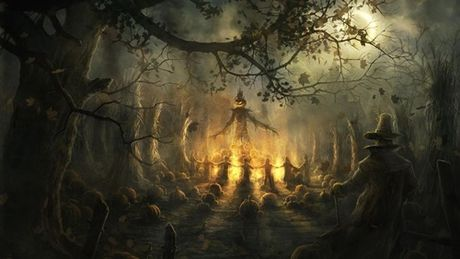 Nhung hinh anh Halloween an tuong de tang nguoi than yeu - Anh 2