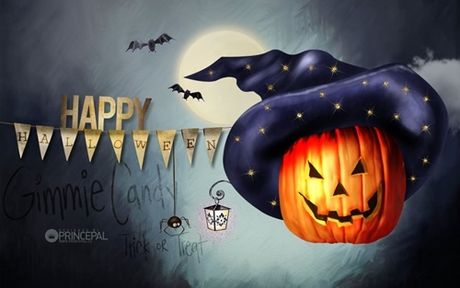 Nhung hinh anh Halloween an tuong de tang nguoi than yeu - Anh 7
