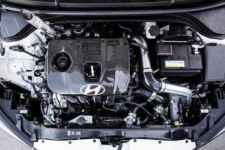 Trinh lang Hyundai Elantra Road Racer 'chat lu' cho SEMA Show - Anh 6