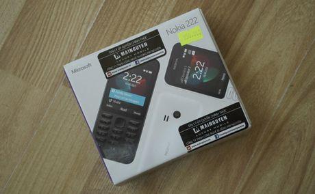 Tren tay Nokia 222 mau den bong gia 950 nghin - Anh 14