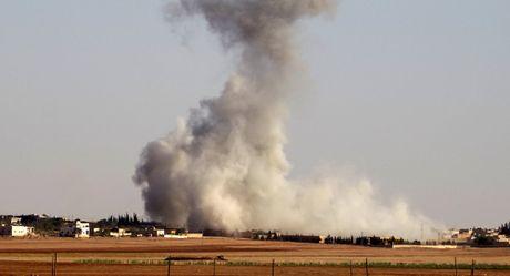 Chien binh phao kich du doi Aleppo, 165 nguoi thuong vong - Anh 1