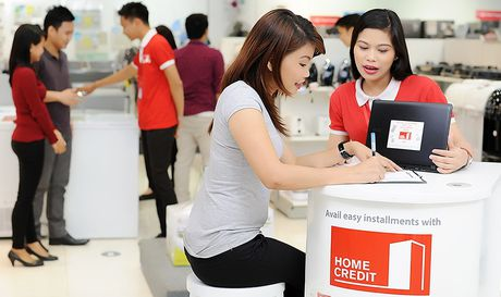 Vay tieu dung: Khong phai ai cung biet 'lieu com gap mam' - Anh 1