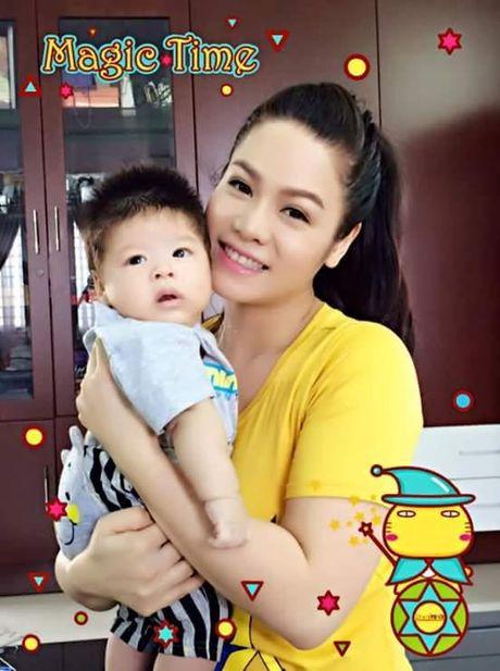 Nhin lai cuoc song khong lay chong dai gia cua Nhat Kim Anh - Anh 2