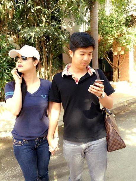 Nhin lai cuoc song khong lay chong dai gia cua Nhat Kim Anh - Anh 4