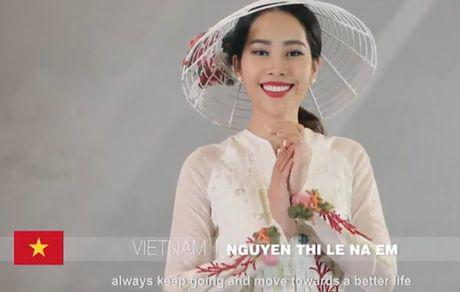 Nam Em lot top 8, vang mat Top 4 Hoa hau Trai Dat 2016 trong tiec nuoi - Anh 8