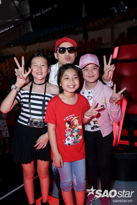 Gia dinh Giong hat Viet nhi 2016 hoi ngo truoc dem Chung ket - Anh 12