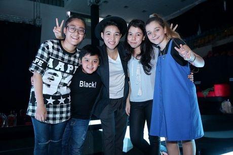The Voice Kids: Vu Cat Tuong khoe sang tac moi, hua se 'hat cho thoa' trong dem chung ket - Anh 4