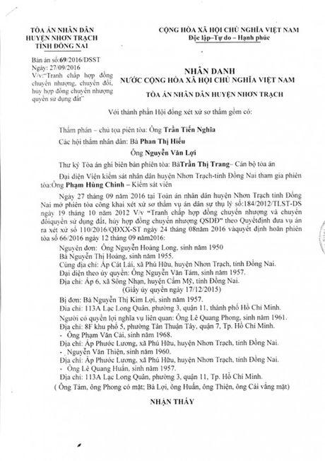 Toa bac yeu cau cua nguyen don 'mua dat khong chinh chu' - Anh 1