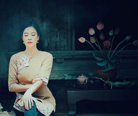 Ca si Thu Phuong:'Song va hat bang noi nho...' - Anh 3