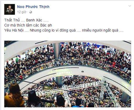 Fan chen lan den ngat xiu de xem Noo Phuoc Thinh bieu dien - Anh 5
