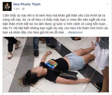 Fan chen lan den ngat xiu de xem Noo Phuoc Thinh bieu dien - Anh 6
