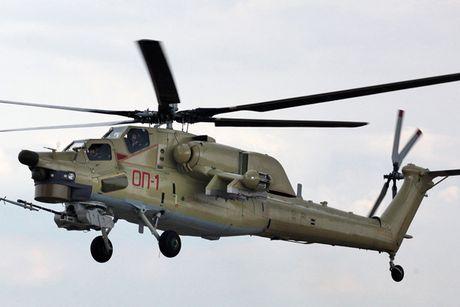 Quan doi Nga 'chot' thoi gian nhan Mi-28UB 'Tho san dem' - Anh 1