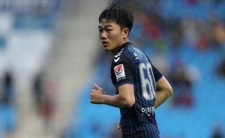 HLV Huu Thang tu hao voi 73 phut cua Xuan Truong trong mau ao Incheon United - Anh 1