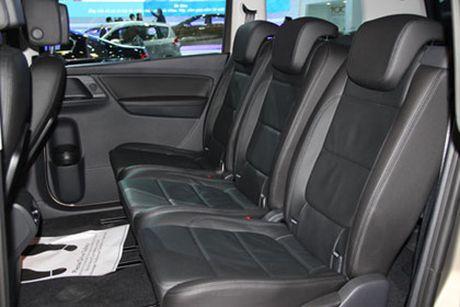 Volkswagen Sharan ve Viet Nam, doi dau Honda Odyssey - Anh 10