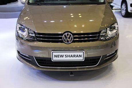 Volkswagen Sharan ve Viet Nam, doi dau Honda Odyssey - Anh 4