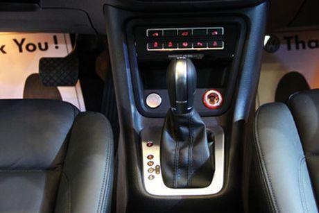 Volkswagen Sharan ve Viet Nam, doi dau Honda Odyssey - Anh 8
