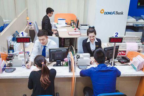 Hoat dong kinh doanh tai DongA Bank dat ket qua kha quan - Anh 1